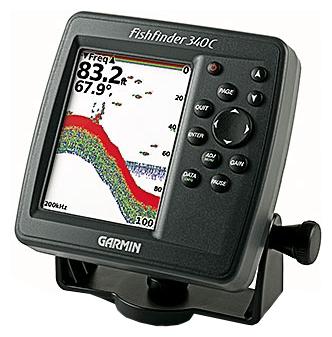 Garmin Fishfinder 340C DF