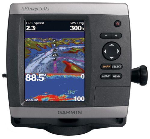 Garmin GPSMAP 531s