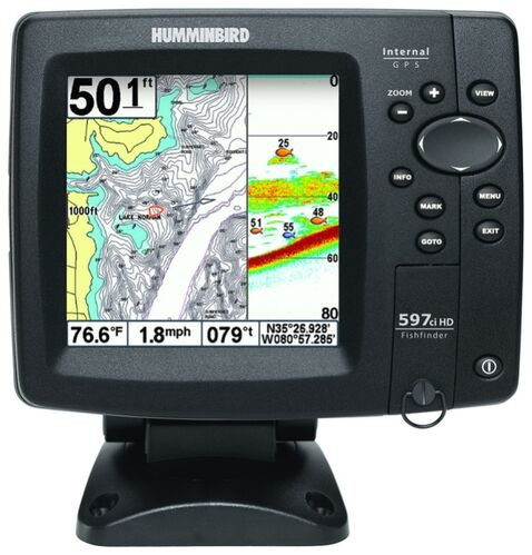 Humminbird 597ci HD Combo