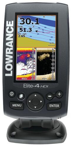 Lowrance Elite-4 HDI 83 200
