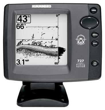 Humminbird 727