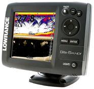 Lowrance Elite-5x HDI 50 2002