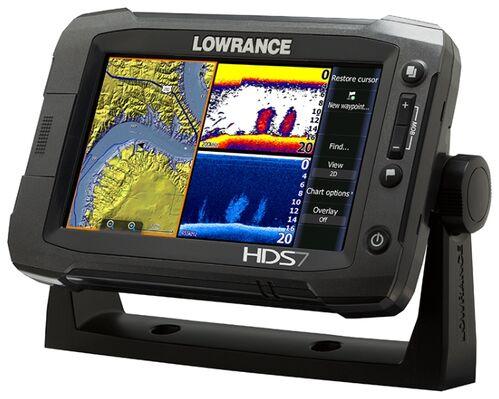 Lowrance HDS-7 Gen2 Touch 50 200