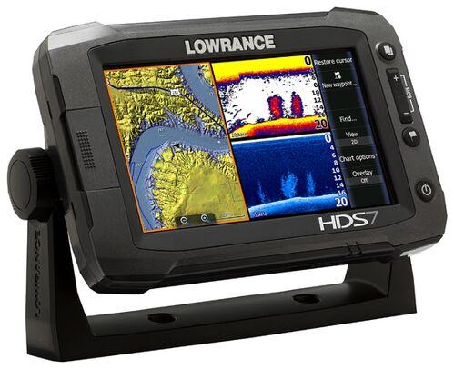 Lowrance HDS-7 Gen2 Touch2