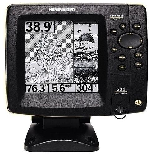Humminbird 581 ci Combo