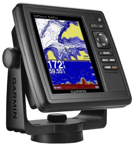 Garmin GPSMAP 547xs 50 2002