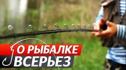 """Рибалка з Поплавковою Вудкою ловимо карася. """"Про Риболовлю Всерйоз"""" відео."""