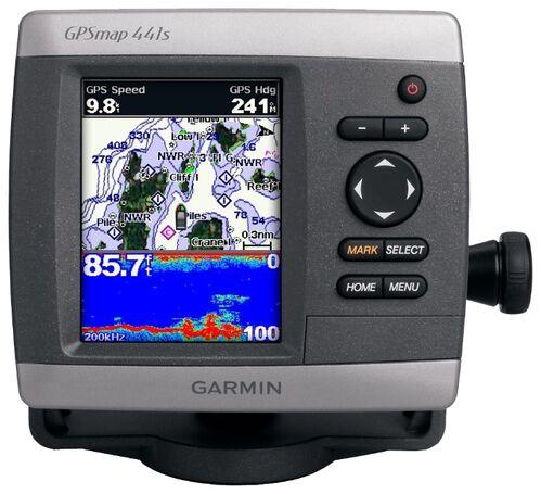 Garmin GPSMAP 441s 50 200