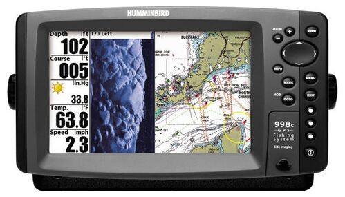 Humminbird 998c SI Combo