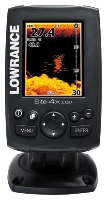 Lowrance Elite-4x DSI