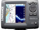 Lowrance Elite-5 DSI Gold