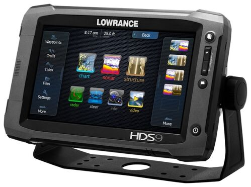 Lowrance HDS-9 Gen2 Touch 83 2002