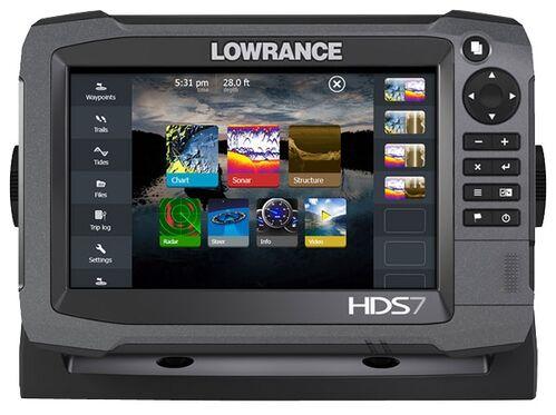 Lowrance HDS-7 Gen3 50 200