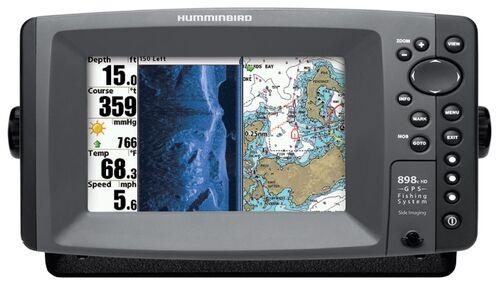 Humminbird 898ci HD SI Combo