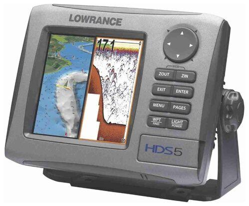 Lowrance HDS-5 50 200