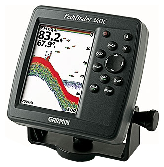 Garmin Fishfinder 340C DB