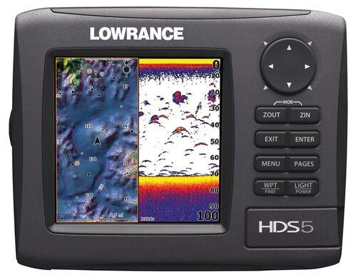 Lowrance HDS-5 Gen2 83 200