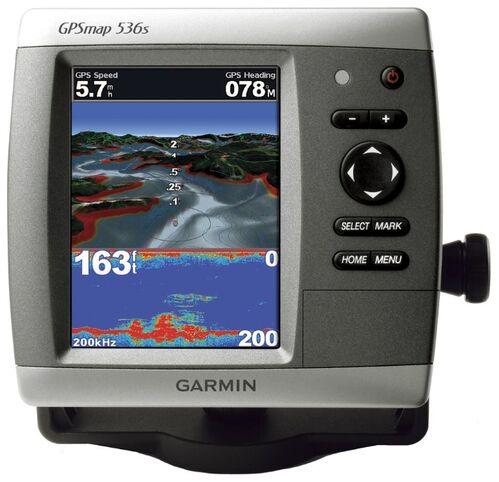Garmin GPSMAP 536s