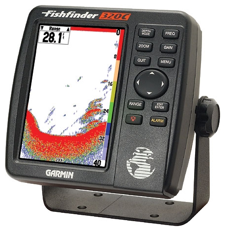 Garmin Fishfinder 320C