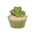 Green Cupcake.png