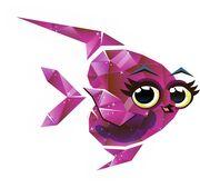 Adult Ruby Fish