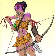 Mosquito warrior