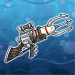 Torpedo-spear