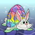 Eggshell sea turtle revealed
