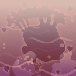 Heart-puffer hidden