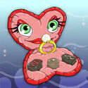 Valentine-clam revealed