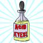 Acid-eyes
