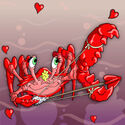 Cupid-crab revealed