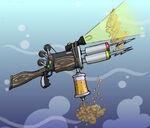 Spear gun addon