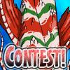 Kandy-kane-koi contest