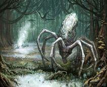 Star-wars-knobby-white-spider-dagobah-creature-swamp2