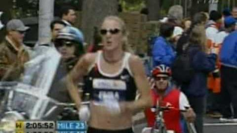 2007 New York Marathon