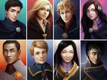 KotLC Characters