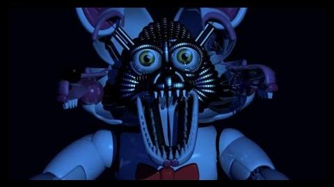 Sister Location - Funtime Foxy Jumpscare