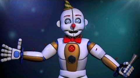 Five Nights at Freddys 6 Sister Location 2- Circus Ennard (Teaser Trailer 1