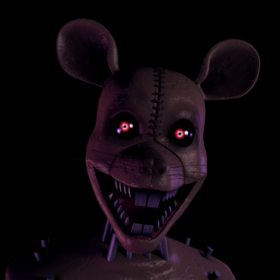 Monster Rat Five Nights At Candy S Emil Macko Wikia