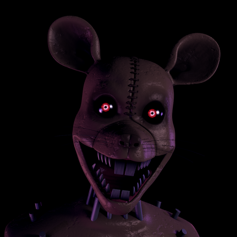 Monster Rat | Five Nights at Candy's Emil Macko Wikia ...