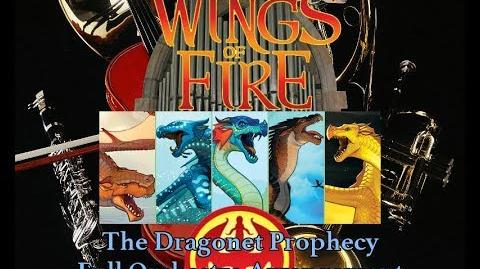 The Dragonet Prophecy - Full Orchestra
