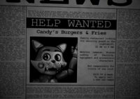 Five nights at candy s official help wanted by thesitcixd-d91uqpd
