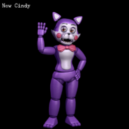 Fixed Cindy Extras