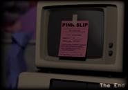 Pink slip b