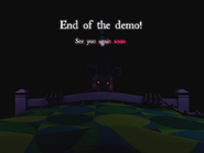 FNAC 3 demo ending brightened