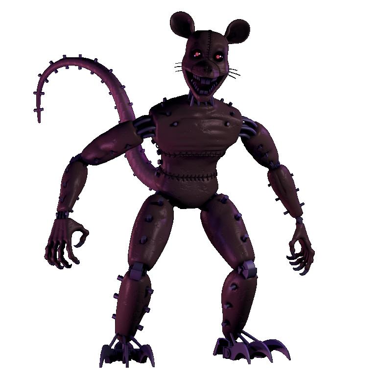 monster rat five nights at candy s emil macko wikia fandom