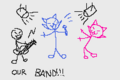 317 FNAC 2 minigame drawing Blank Candy Cindy band.png