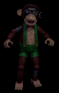 Withered Chester full body official