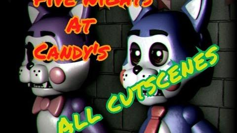 Five Nights At Candy's ALL CUTSCENES